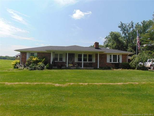 3997 W Cr 350 S, Versailles, IN 47042 (#202009071) :: Impact Homes Group