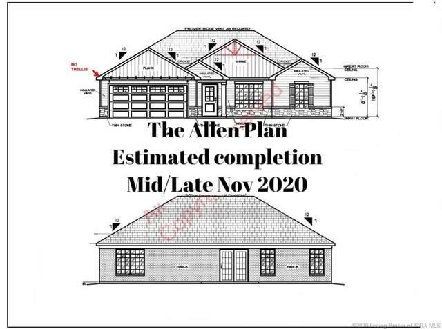 6541 Ashley Springs Court Lot 16, Charlestown, IN 47111 (#202009082) :: The Stiller Group