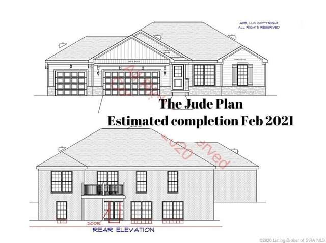 6449 Anna Louise Drive Lot 158, Charlestown, IN 47111 (#202009111) :: The Stiller Group