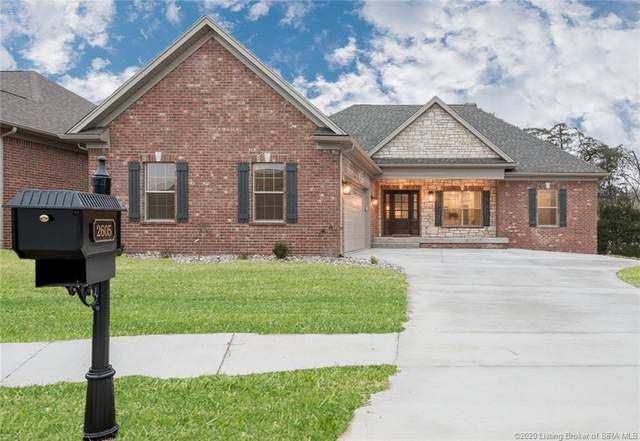 2605 W Deville Court, Floyds Knobs, IN 47119 (MLS #202009116) :: The Paxton Group at Keller Williams Realty Consultants