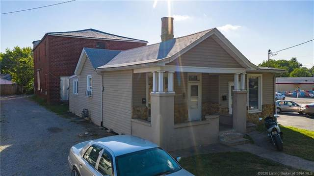 1119 Vincennes Street, New Albany, IN 47150 (#202009196) :: The Stiller Group