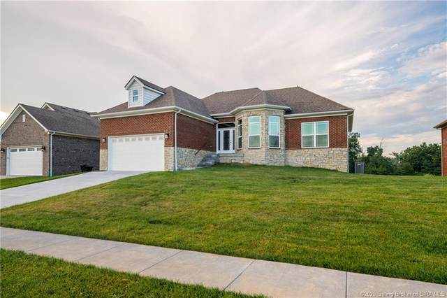 4433 Chickasawhaw (Lot 117) Drive, Sellersburg, IN 47172 (MLS #202009199) :: The Paxton Group at Keller Williams Realty Consultants