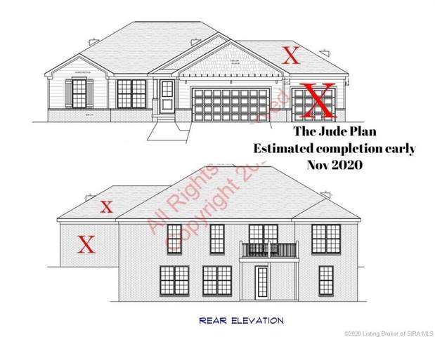 6420 Goldrush Boulevard Lot 235, Charlestown, IN 47111 (MLS #202009213) :: The Paxton Group at Keller Williams Realty Consultants