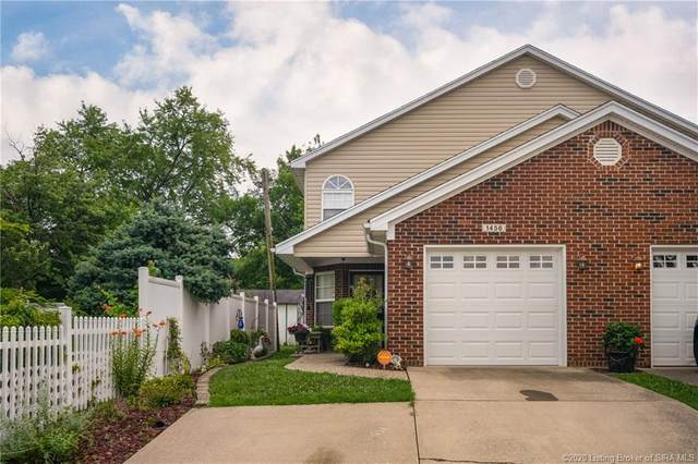 1456 Blackiston View Drive, Clarksville, IN 47129 (MLS #202009423) :: The Paxton Group at Keller Williams Realty Consultants