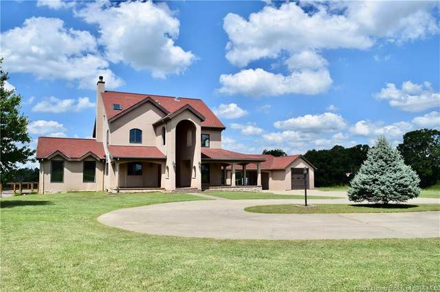 9931 Protsman Road, Vevay, IN 47043 (MLS #202009437) :: The Paxton Group at Keller Williams Realty Consultants