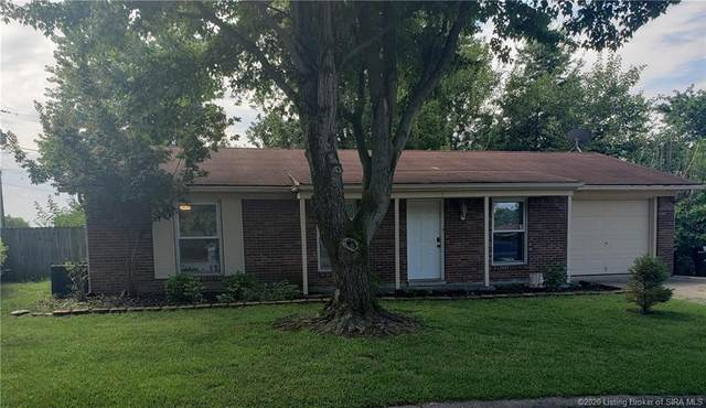 210 King Circle, Jeffersonville, IN 47130 (#202009691) :: Impact Homes Group