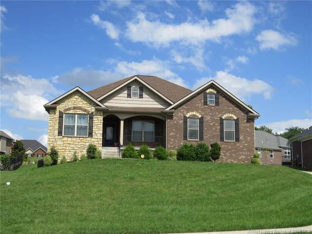 3205 Timberlake Court, Jeffersonville, IN 47130 (MLS #202009743) :: The Paxton Group at Keller Williams Realty Consultants
