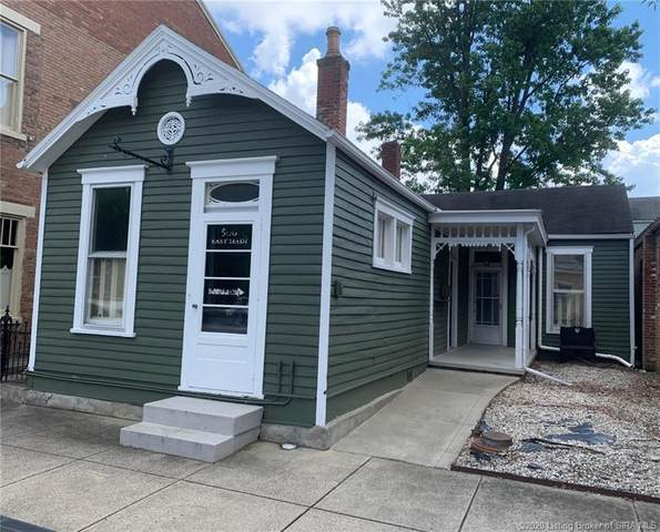 506 E Main Street, Madison, IN 47250 (MLS #202009744) :: The Paxton Group at Keller Williams Realty Consultants
