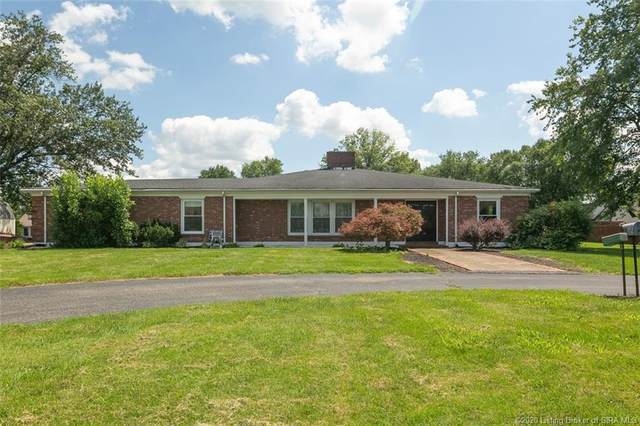 557 Norman Drive, Sellersburg, IN 47172 (MLS #202009772) :: The Paxton Group at Keller Williams Realty Consultants