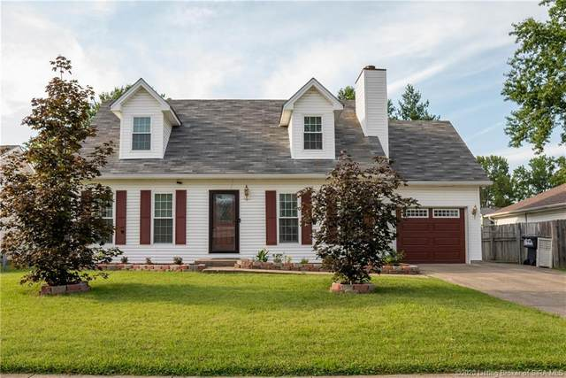 1822 Fall Run Court, New Albany, IN 47150 (MLS #202009840) :: The Paxton Group at Keller Williams Realty Consultants
