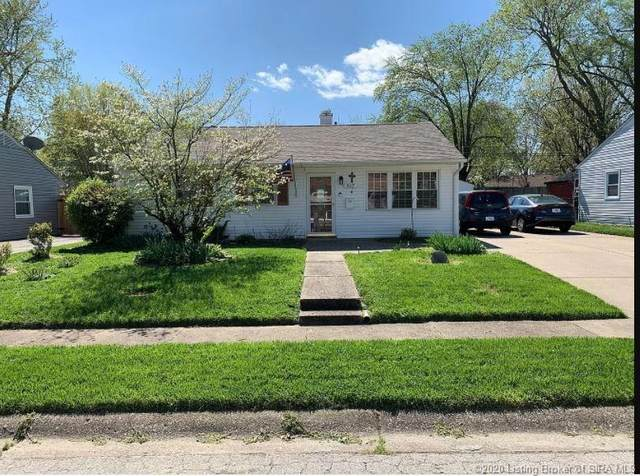 817 Sharon Drive, Jeffersonville, IN 47130 (#202009866) :: The Stiller Group