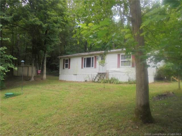 4135 S Possum Hollow Road, Campbellsburg, IN 47108 (MLS #202009886) :: The Paxton Group at Keller Williams Realty Consultants