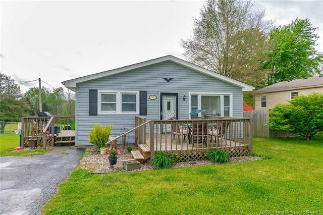 702 Castetter Road, Henryville, IN 47126 (MLS #202009912) :: The Paxton Group at Keller Williams Realty Consultants