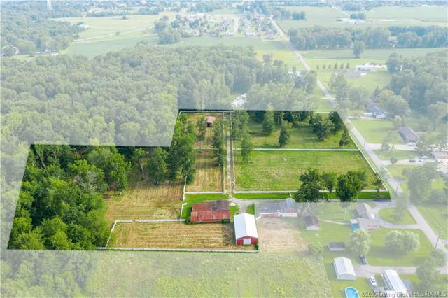 433+ S Grange Hall Road, Hanover, IN 47243 (MLS #202009967) :: The Paxton Group at Keller Williams Realty Consultants