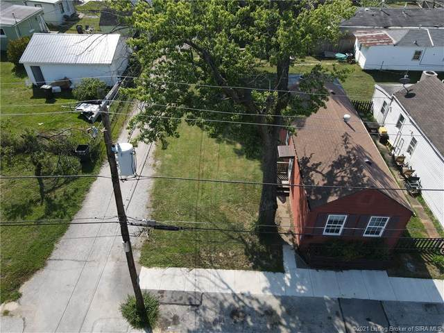 1810 Troy Street, New Albany, IN 47150 (#2021010290) :: The Stiller Group
