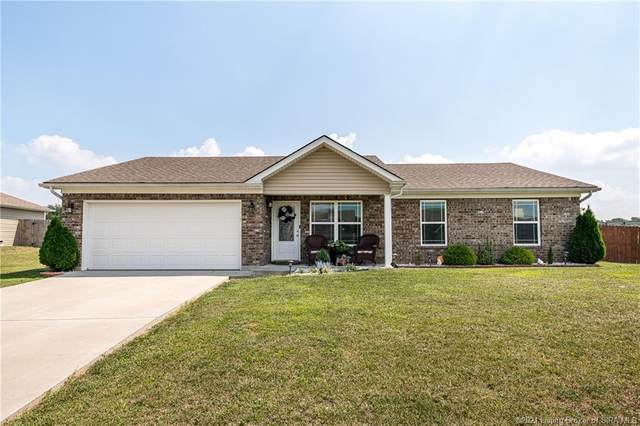 2602 Brookhollow Way, Jeffersonville, IN 47130 (#2021010320) :: The Stiller Group