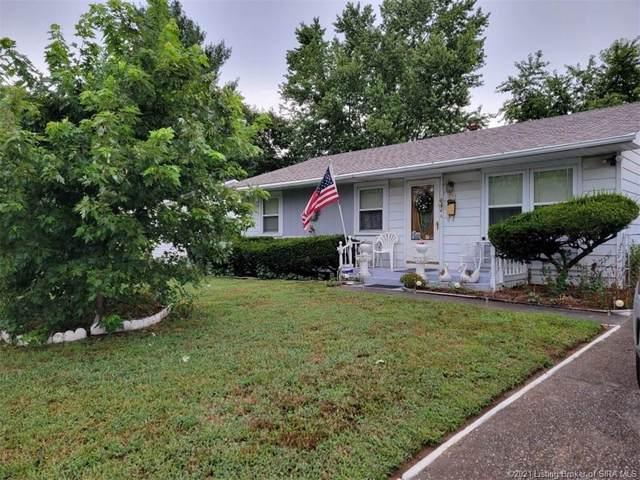 832 Sandra Drive, Jeffersonville, IN 47130 (#2021010477) :: The Stiller Group