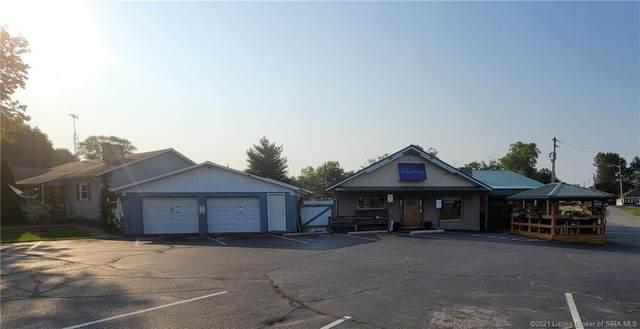 201 & 203 Arthur Street, Salem, IN 47167 (#2021010794) :: Herg Group Impact