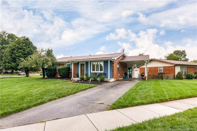 1001 Irving Drive, Clarksville, IN 47129 (MLS #2021011015) :: Executive Realty Advisors