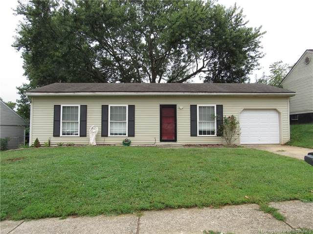 1016 Capitol Hills Drive, Jeffersonville, IN 47130 (MLS #2021011020) :: Executive Realty Advisors