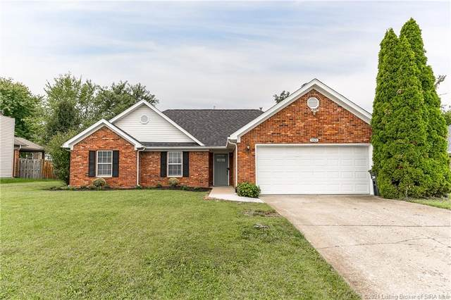 3517 Flagstaff Drive, Jeffersonville, IN 47130 (MLS #2021011054) :: Executive Realty Advisors