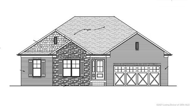 3017 Bridlewood Lane Lot #123, New Albany, IN 47150 (#2021011069) :: Herg Group Impact