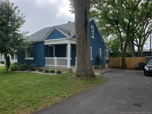 1691 Woodlawn Drive, New Albany, IN 47150 (MLS #2021011090) :: Executive Realty Advisors