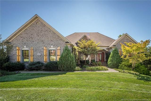 4303 Saint Jacques Court, Floyds Knobs, IN 47119 (#2021011098) :: The Stiller Group