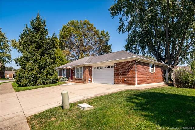 1828 Hornung Hill Drive, New Albany, IN 47150 (#2021011219) :: The Stiller Group