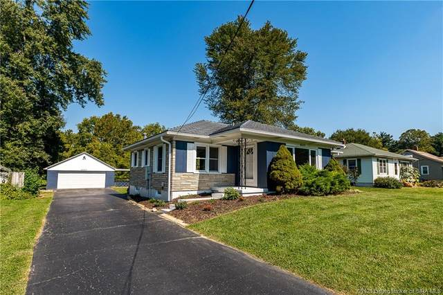 4517 Saint Marys Road, Floyds Knobs, IN 47119 (#2021011284) :: The Stiller Group
