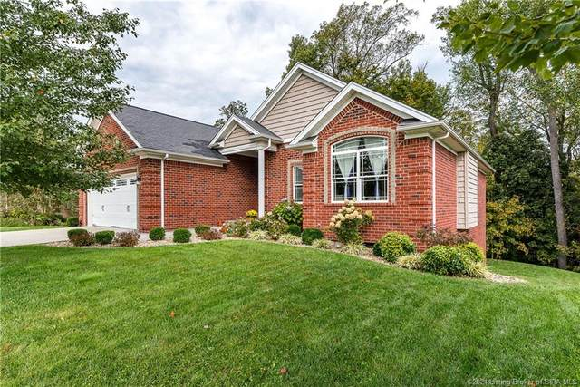 1129 Frontier Trail, Greenville, IN 47124 (#2021011581) :: Herg Group Impact