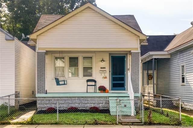 1512 E Oak Street, New Albany, IN 47150 (#2021011585) :: The Stiller Group
