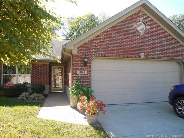 1918 Majestic Meadows Drive, Clarksville, IN 47129 (#2021011642) :: The Stiller Group