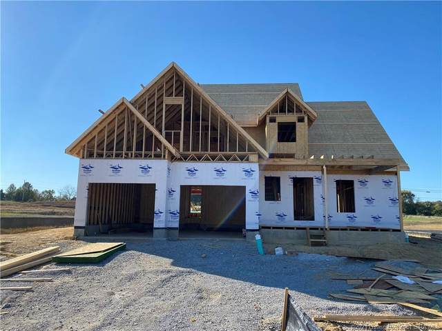 3010 Bridlewood Lane Lot 106, New Albany, IN 47150 (#2021011774) :: Herg Group Impact