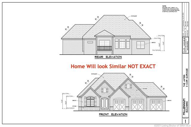 120 Stable Way, Jeffersonville, IN 47130 (MLS #202105005) :: The Paxton Group at Keller Williams Realty Consultants
