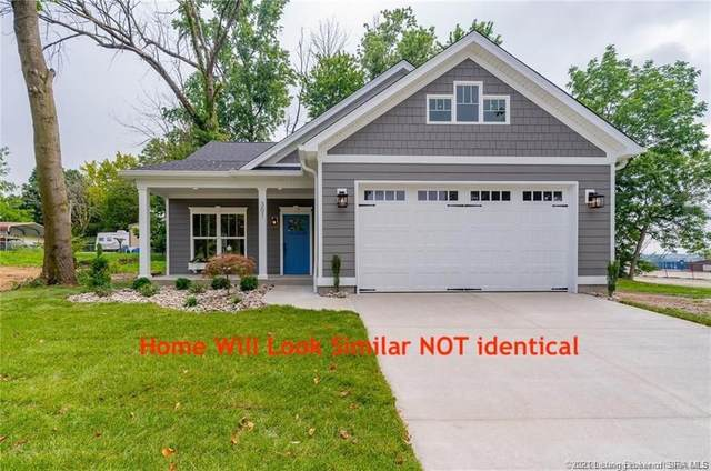 4011 Williams Crossing Way, Jeffersonville, IN 47130 (#202105009) :: Impact Homes Group