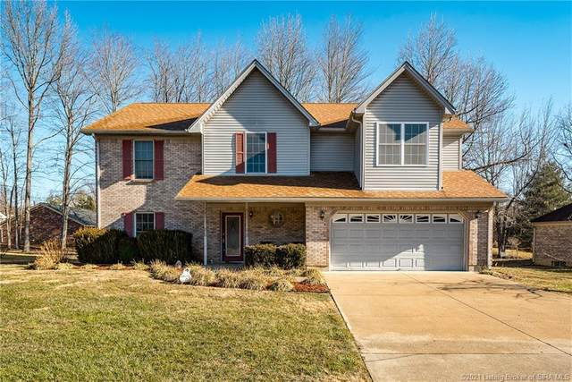 4209 Sunrise Drive, Sellersburg, IN 47172 (MLS #202105012) :: The Paxton Group at Keller Williams Realty Consultants