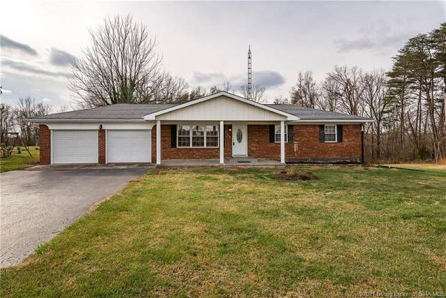 5519 E Goodman Ridge Road, Marengo, IN 47140 (MLS #202105015) :: The Paxton Group at Keller Williams Realty Consultants