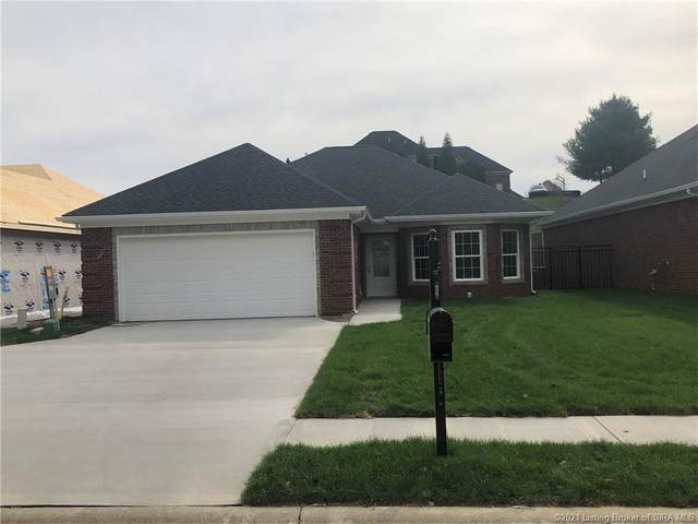 3503 Brookline, Jeffersonville, IN 47130 (MLS #202105020) :: The Paxton Group at Keller Williams Realty Consultants