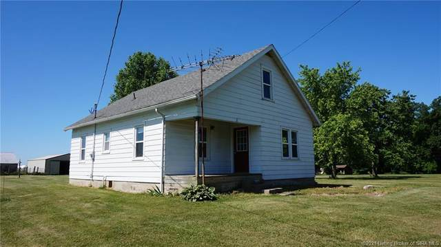 11324 Suder Lane, Campbellsburg, IN 47108 (MLS #202105039) :: The Paxton Group at Keller Williams Realty Consultants
