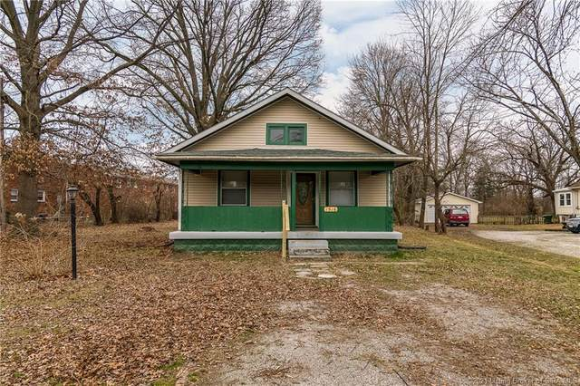 1516 Plank Road, Jeffersonville, IN 47130 (MLS #202105111) :: The Paxton Group at Keller Williams Realty Consultants
