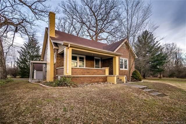 343 Villa Drive, Sellersburg, IN 47172 (#202105159) :: The Stiller Group