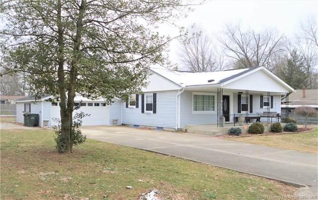8 Graceland Way, Jeffersonville, IN 47130 (#202105169) :: The Stiller Group