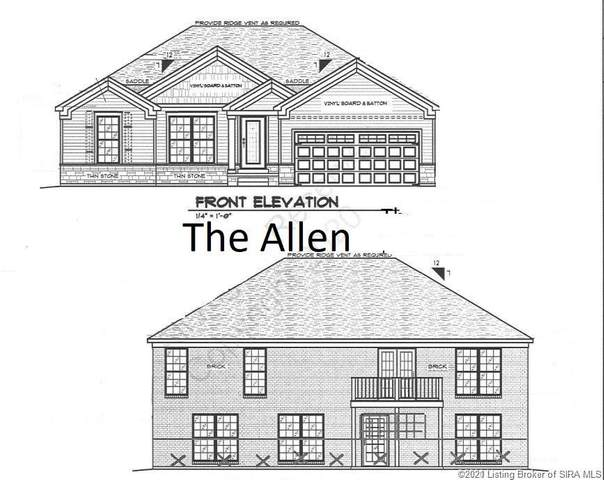 6540 Ashley Springs Court Lot 82, Charlestown, IN 47111 (#202105192) :: Impact Homes Group