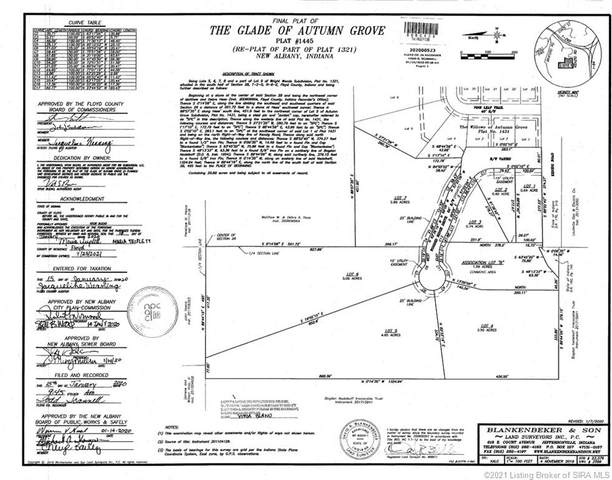 Wooded Ridge (Lot #4) Drive, New Albany, IN 47150 (#202105197) :: Impact Homes Group