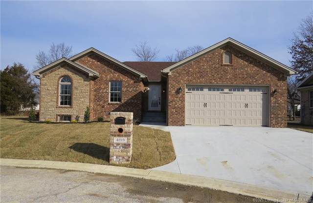 4013 Fields Lane, New Albany, IN 47150 (MLS #202105288) :: The Paxton Group at Keller Williams Realty Consultants