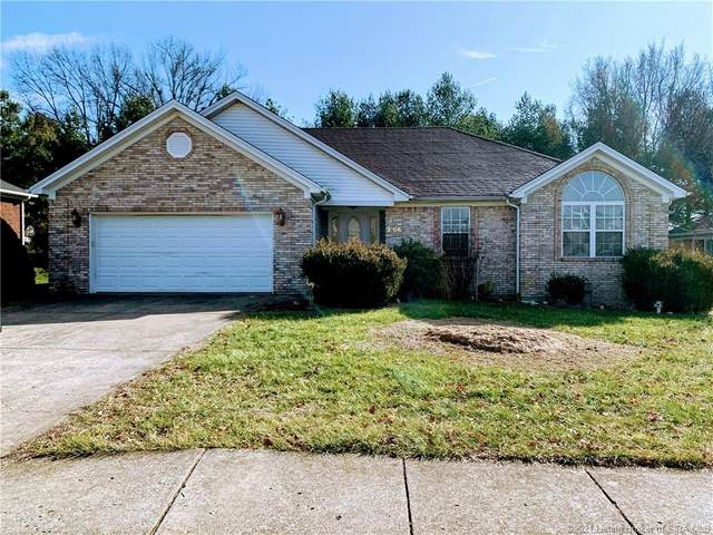 3106 Periwinkle Way, New Albany, IN 47150 (MLS #202105294) :: The Paxton Group at Keller Williams Realty Consultants