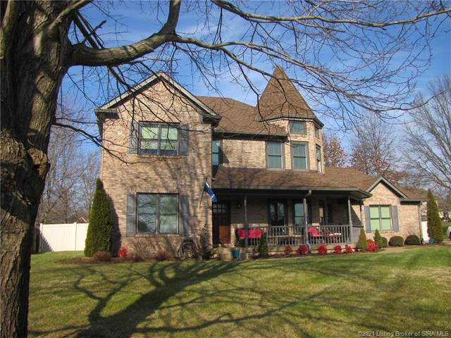 1523 Pheasant Run Court, New Albany, IN 47150 (MLS #202105297) :: The Paxton Group at Keller Williams Realty Consultants