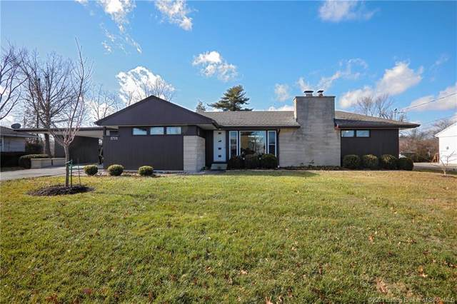 1701 Crestview Drive, New Albany, IN 47150 (MLS #202105301) :: The Paxton Group at Keller Williams Realty Consultants