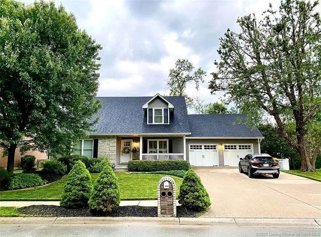 3703 Dove Circle, New Albany, IN 47150 (MLS #202105309) :: The Paxton Group at Keller Williams Realty Consultants
